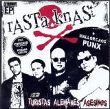 Rasta Knast + Mallorcaos Punx – Turistas Alemanes Asesin 7